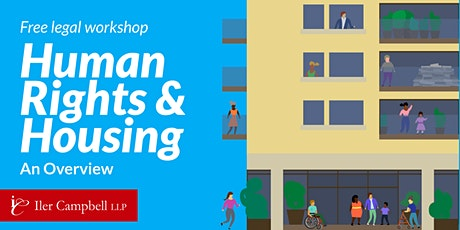 Free Legal Workshop - Human Rights & Housing: An Overview tickets