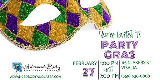 PARTY GRAS OPEN HOUSE