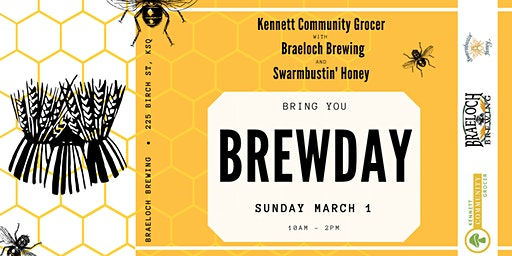 KCG Member-Owner Brew Day