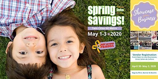 JBF Twin Cities NE Metro Spring 2020 Sale - Vendor Registration