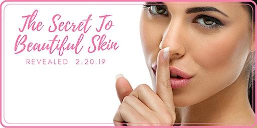 Shhhhhhh.....it's a Secret!!!
