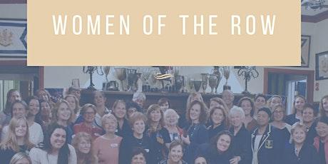 Women of the Row's International Women's Day Celebration tickets