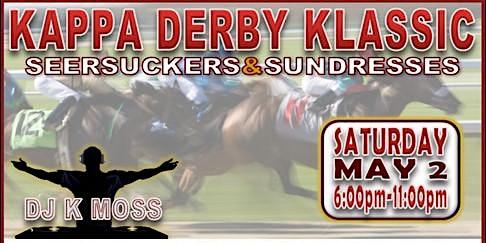 Spartanburg Kappa Derby (Seersucker and Sundress Edition)