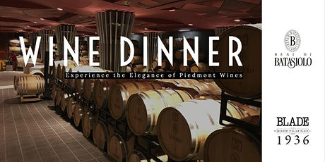 Experience the Elegance of Piedmont Wines tickets