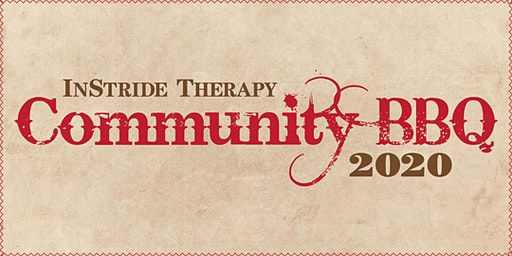 InStride Therapy Community BBQ 2020