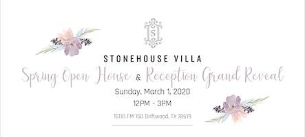 Stonehouse Villa Grand Reveal & Open House