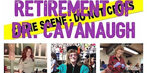 Dr. Janis Cavanaugh's Retirement Party