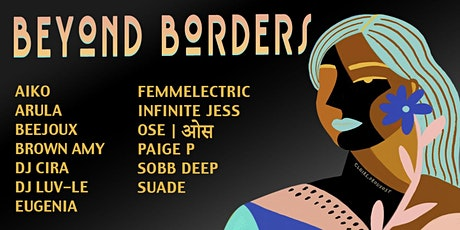 Beyond Borders: An International Women's Day Benefit for RAICES tickets