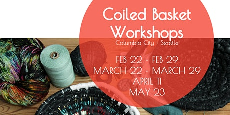 Coiled Basket Workshops tickets