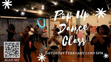 Pop Up Dance Class