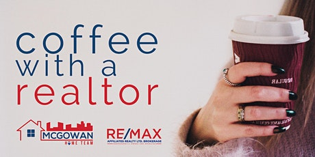 ☕Coffee with a Realtor tickets