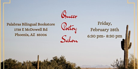 Queer Poetry Salon tickets