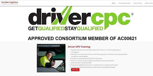 Driver CPC Training