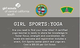 Girl Sports: Yoga - Bakersfield