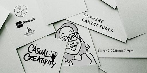 Casual Creativity - Caricatures