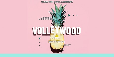 Volleywood featuring Corona Electric Beach tickets