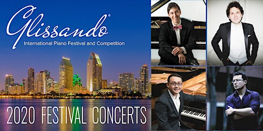 Glissando International Piano Festival: 2020 Festival Concerts