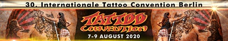 30.Tattoo Convention Berlin Tickets