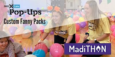 Pop-Up Workshop: Custom Fanny Packs with Madithon
