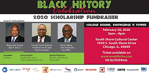 """COMTO Chicago """"College Bound! Knowledge is Power"""" Scholarship Fundraiser"""