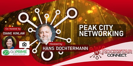 Free Peak City Rockstar Connect Networking Event (February, Apex NC) tickets