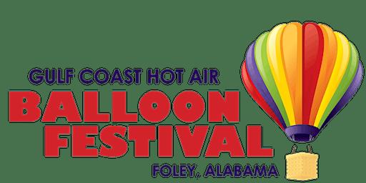 16th Annual Gulf Coast Hot Air Balloon Festival