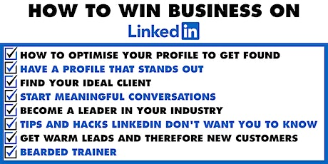 LinkedIn For Business Training Course tickets