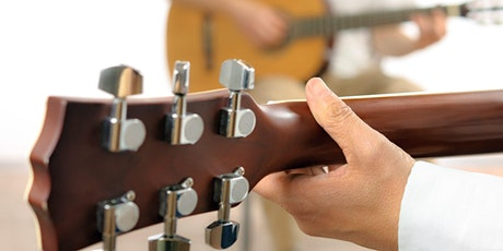Learn to Play Guitar - Adult Beginner Workshop tickets