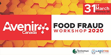 Food Fraud Workshop 2020 tickets