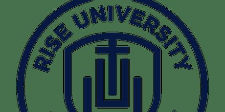 Rise University Preparatory IGNITE Panel tickets