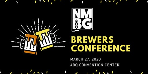 NMBG Brewers Conference & Trade Show