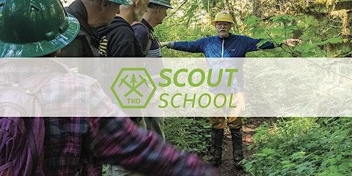 TKO Scout School: Developing Trail Eyes Lab - Samuel Boardman State Scenic Corridor