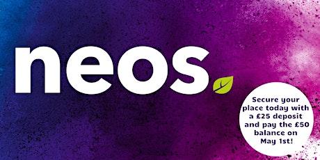 Neos 2020 tickets