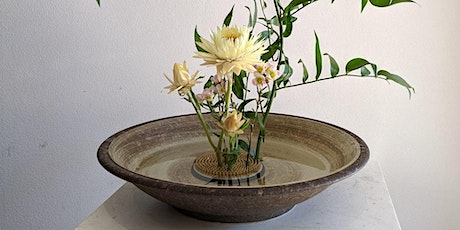 Ikebana Flower Arranging with Mary Melvin tickets