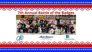 7th Annual Battle of the Badges - WOW Cafe Seating
