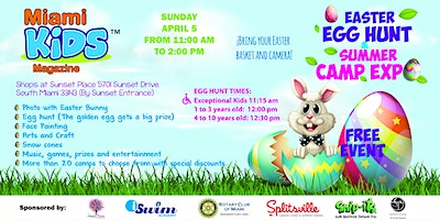 Easter Event & Summer Camp Expo