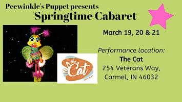 Peewinkle's Springtime Cabaret