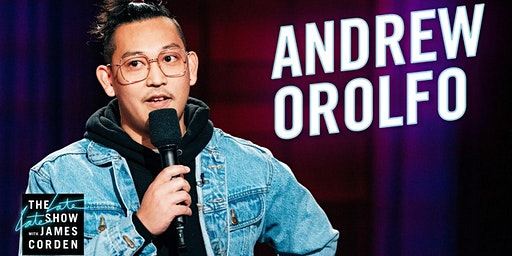 Andrew Orolfo (Comedy Central, The Late Late Show with James Corden)