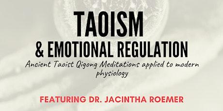 Taoism & Emotional Regulation - CEU Pending tickets