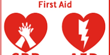 Red Cross Standard First Aid & CPR with AED for Rural Families tickets