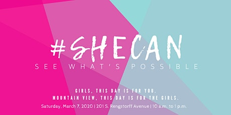 #SheCan tickets