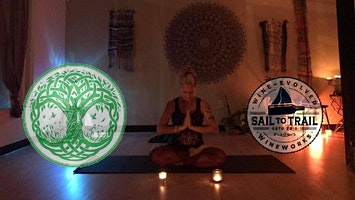 Celtic Inspired Yoga and Wine