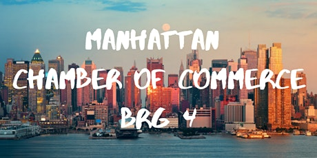 NYC Business Networking - CFOs, CPAs, HR, and Business Owners - BRG 4 tickets