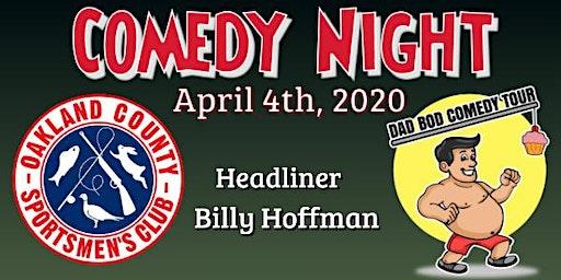 Comedy Night @ Oakland County Sportsman's Club