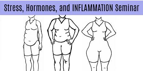 Stress, Hormones and Inflammation Seminar tickets