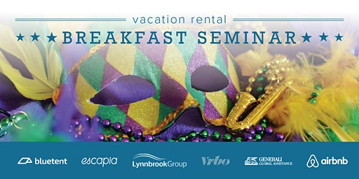 Vacation Rental Breakfast Seminar - Orange Beach, February 2020