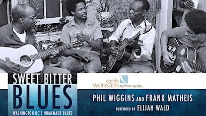 Weinstein Author Series: Sweet Bitter Blues tickets
