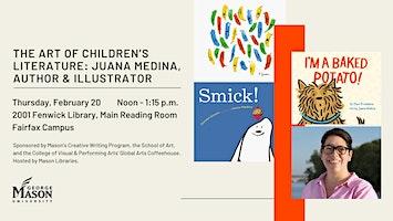 The Art of Children's Literature: Juana Medina, Author & Illustrator