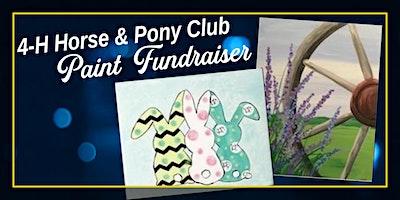 4-H Horse & Pony Club Fundraiser