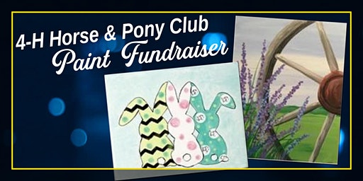 4-H Horse & Pony Club Fundraiser